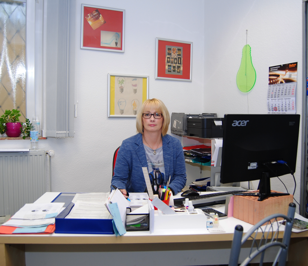 Marion Westermeier: Rechte Hand